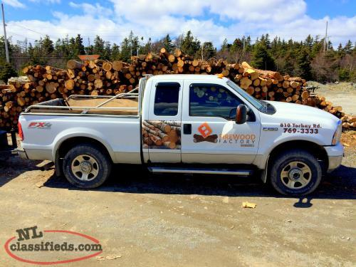 Firewood for sale reliable delivery st john 39 s for Youtube certified mechanic shirt