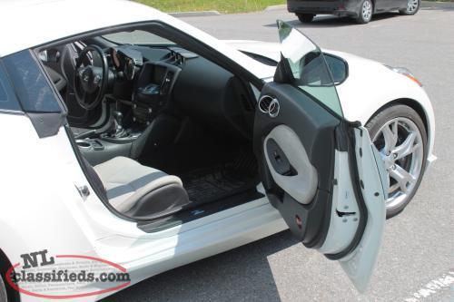 2009 Nissan 370z Touring Sport With Tec Pasadena