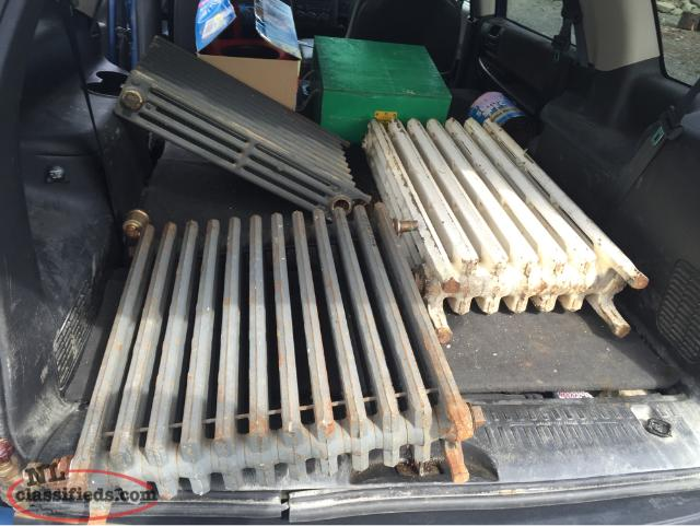 Hot water Rads For Sale