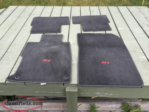 Civic Si Floor Mats For Sale