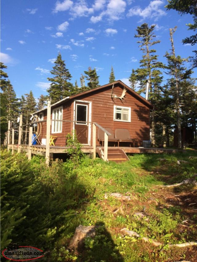 My parents are selling there cabin long harbour ttack for Cabins in newfoundland