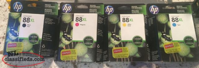 HP#88 Ink Cartridges