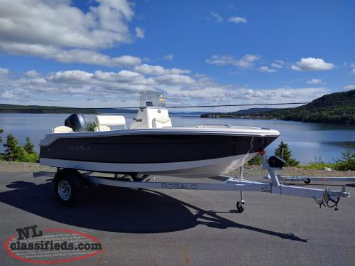 Save $7000.00 On A New 2016 Robalo R160 Centre Console Boat Package