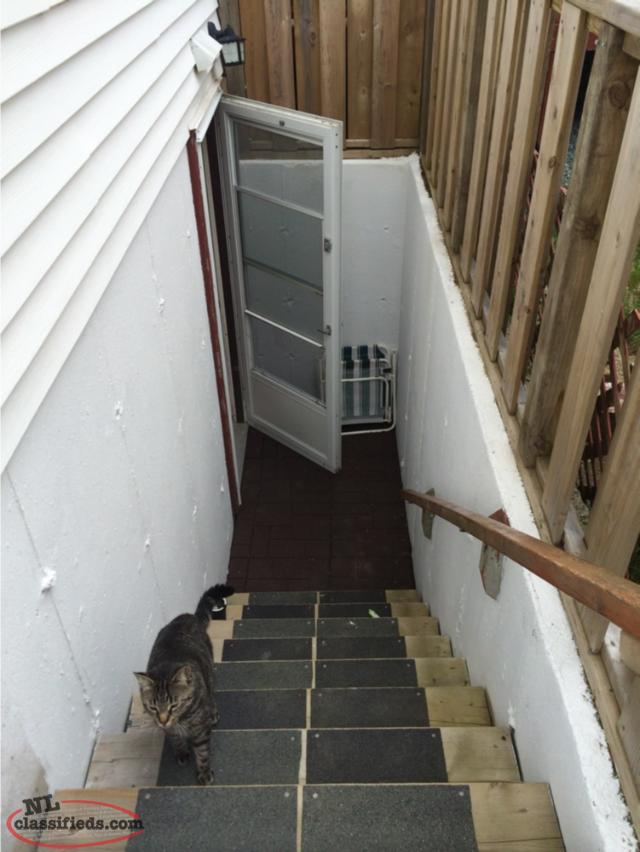 One Bedroom Basement Apt Utilities Included Mount Pearl Newfoundland
