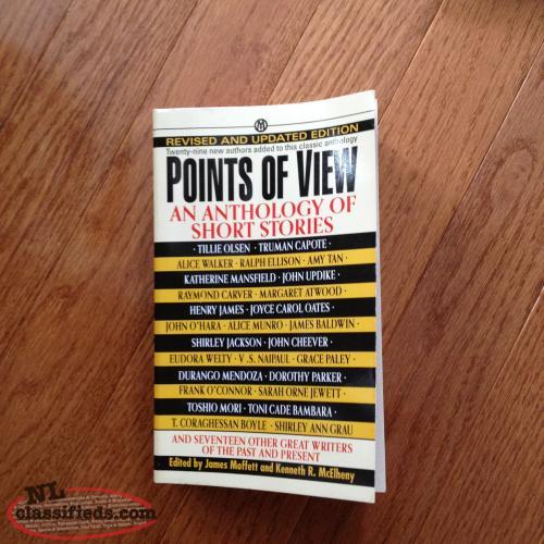 points of view an anthology of short stories pdf