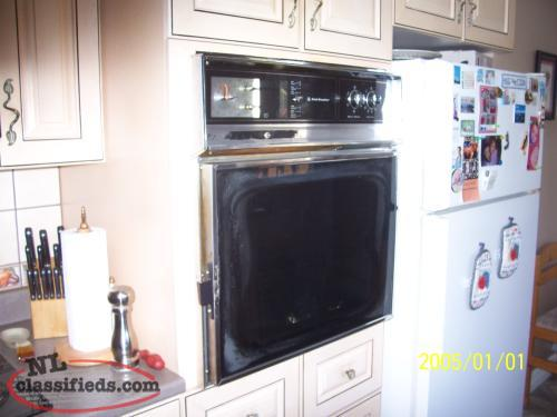 Countertop Oven Range : Newfoundland Stoves, Ovens & Ranges