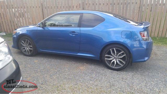 2014 Scion Tc. Buy Or Payment Takeover
