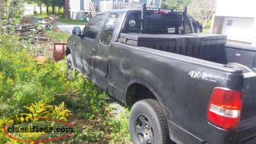 truck and plow for sale holyrood newfoundland labrador nl classifieds. Black Bedroom Furniture Sets. Home Design Ideas