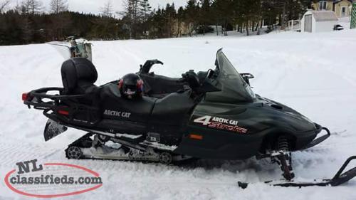 Arctic Cat Snowmobile For Sale Nl