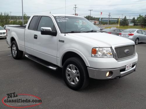 2007 ford f 150 lariat lifetime unlimited km powertrain warranty. Cars Review. Best American Auto & Cars Review