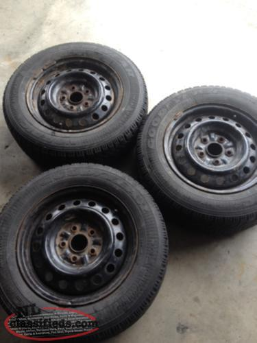 2006 toyota camry tires goodyear tires. Black Bedroom Furniture Sets. Home Design Ideas