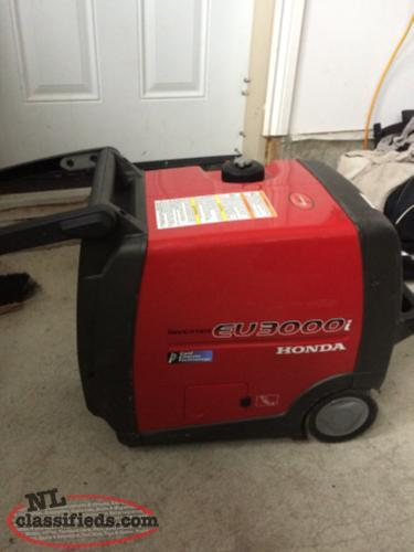 honda 2000 eu generator manual