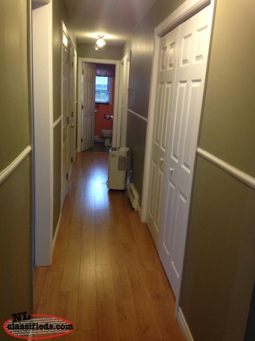 3 Bedroom Basement Apartment Near Marine Institute Cna St John 39 S Newfoundland
