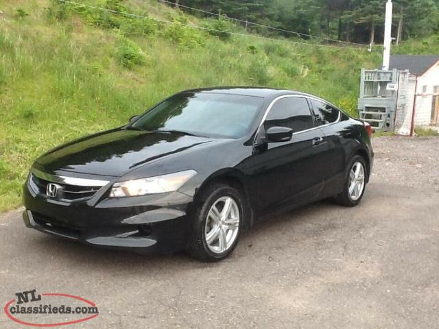 2011 Honda Accord Coupe Price Drop Burin Newfoundland