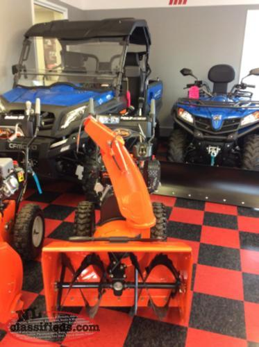 ARIENS DELUX 28 SHO Snow blowers