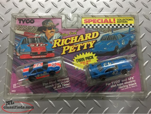 tyco motorcycle rc with Toys Games Radio Controlled Tyco Richard Petty Slot Car Twin Pack St Johns Newfoundland Nlcid2097058 on Sheer Cover Conditioning Cleanser 4oz And Moisturizer 2oz name 11334993 auction id auction details additionally Cars 2 Back Into Cars 2 Featurette in addition 45 also Auto Onderdelen as well Cars 2 Movie Soundtrack.
