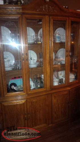 Oak China Cabinet Corner Brook Newfoundland : 14766614540082099043resized from www.nlclassifieds.com size 281 x 500 jpeg 19kB