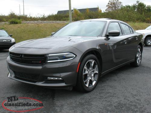 >>>>> 2016 Dodge Charger SXT AWD <<<<