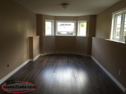 2 bedroom basement apartment for rent in brand new home cbs newfoundland. Black Bedroom Furniture Sets. Home Design Ideas