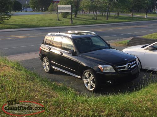 Mercedes benz glk350 4matic st john 39 s newfoundland for Mercedes benz b2 service