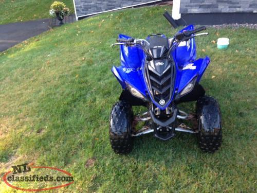 2011 90 raptor winterland newfoundland for 2011 yamaha raptor 90 for sale