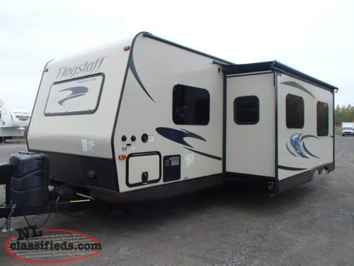 2014 FOREST RIVER FLAGSTAFF 28 RBSS (PRICE DROP!!)