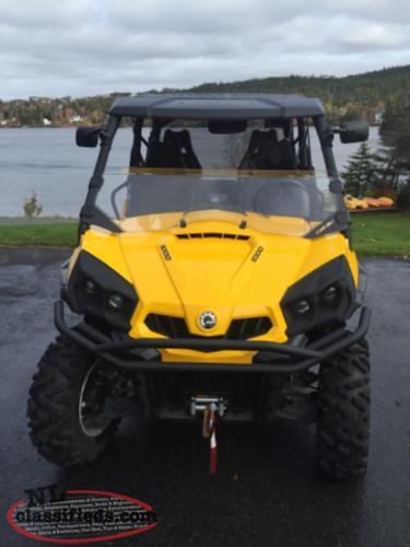 sold brp bombardier 2014 can am commander max xt 4 seater side by side atv paradise. Black Bedroom Furniture Sets. Home Design Ideas
