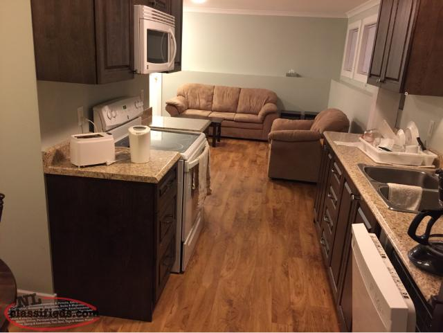Two Bedroom Basement Apartment For Rent 15 Mins Fr Long Hr Blaketown Newfoundland