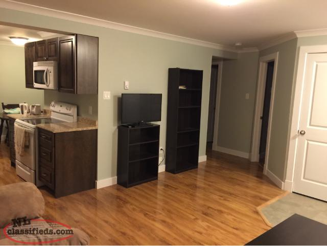 Two Bedroom Basement Apartment For Rent 15 Mins Fr Long Hr Blaketown Newfo