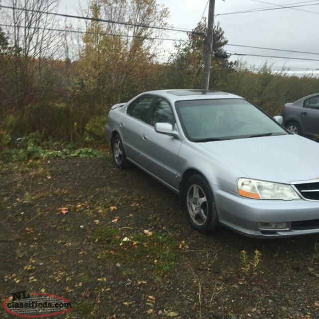 Acura 2006 Tl For Sale: 2002 Acura TL 3.2l For Parts