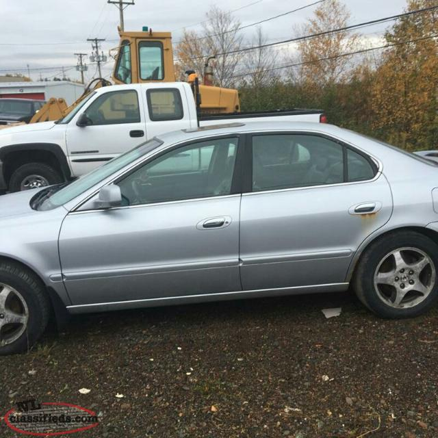 2002 Acura TL 3.2l For Parts