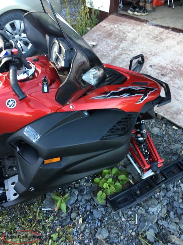 2007 yamaha attak gt corner brook newfoundland for Yamaha attak for sale