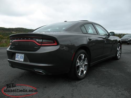 2016 dodge charger sxt awd bay roberts newfoundland. Black Bedroom Furniture Sets. Home Design Ideas