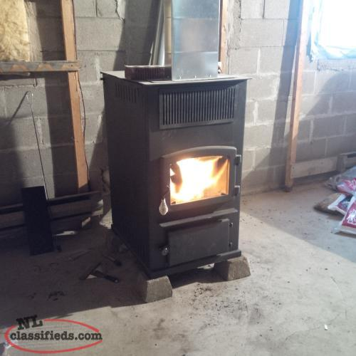 Pellet Stoves 3000 Sq Ft  Small Gas Stove With Cylinder In