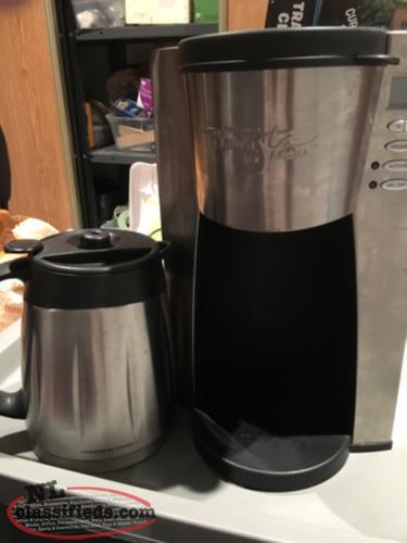 Starbucks Barista Aroma Coffee Brewer w/Insulated Carafe - St johns, Newfoundland