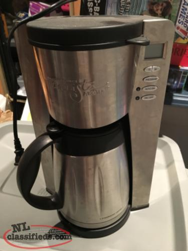 Starbucks Barista Aroma Coffee Brewer w/Insulated Carafe - St johns, Newfoundland