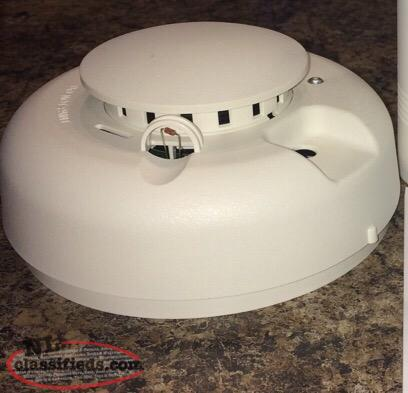 wireless smoke temperature alarm st johns newfoundland. Black Bedroom Furniture Sets. Home Design Ideas