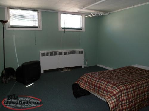 1 Bedroom Basement Apartment St John 39 S Newfoundland