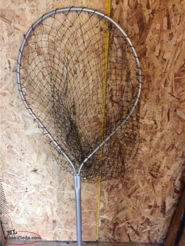 Fly fishing dip net torbay newfoundland for Dip nets for fishing