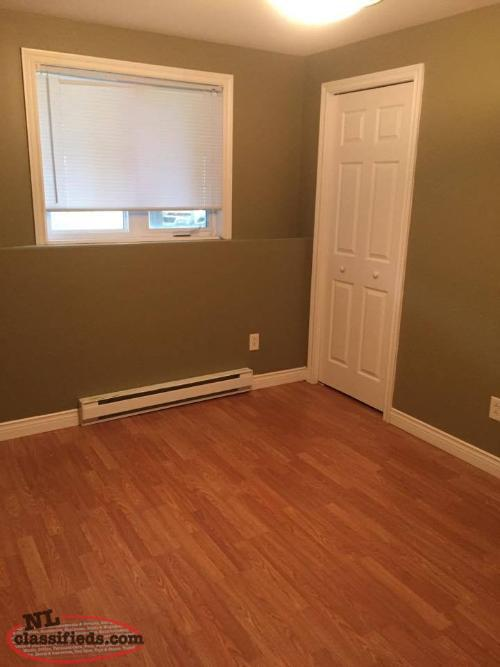 Two Bedroom Basement Apartment For Rent St John 39 S Newfoundland