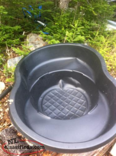 Plastic pond for sale spaniards bay Outdoor pond fish for sale