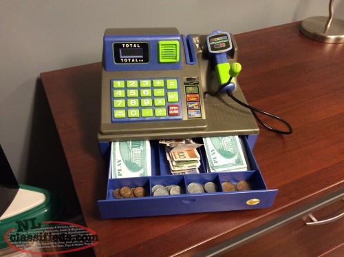 electronic cash register toy - photo #23