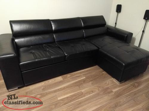 Pull Out Sectional Sofa CBS Newfoundland