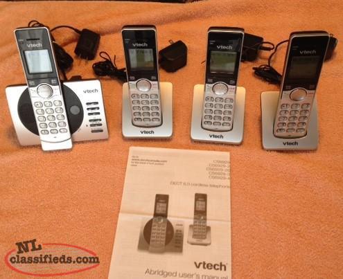 vtech 6.0 cordless phone manual