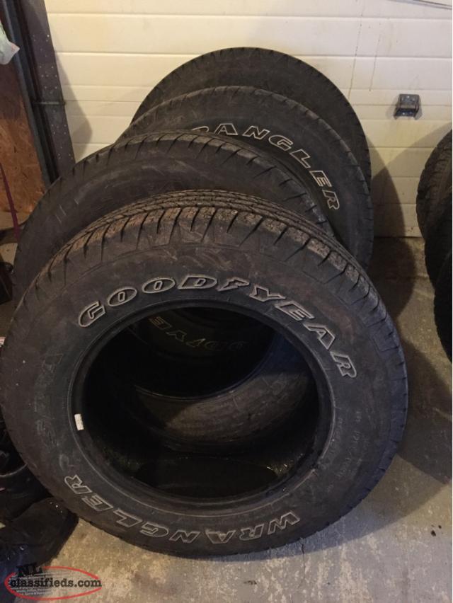 265 65 18 mud tires