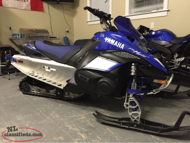 2009 Yamaha Fx Nytro Rtx Se Wants Gone