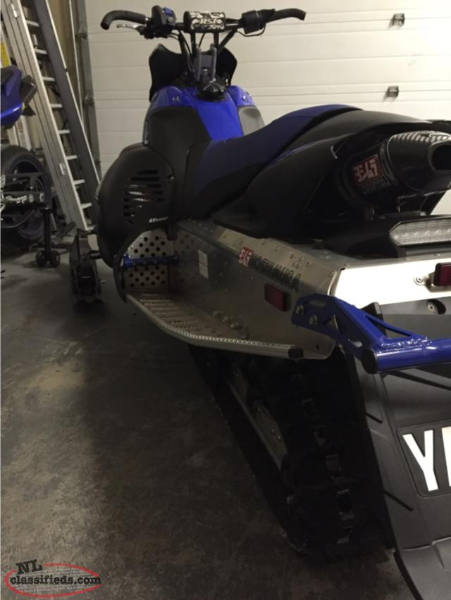 2009 yamaha fx nytro rtx se wants gone carbonear for Yamaha nytro tunnel