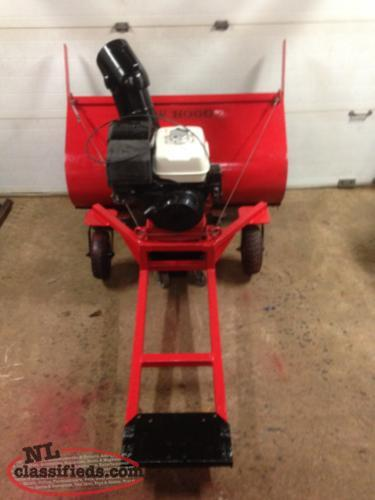 Atv Snow Blower Kits : Atv snowblower st john s newfoundland