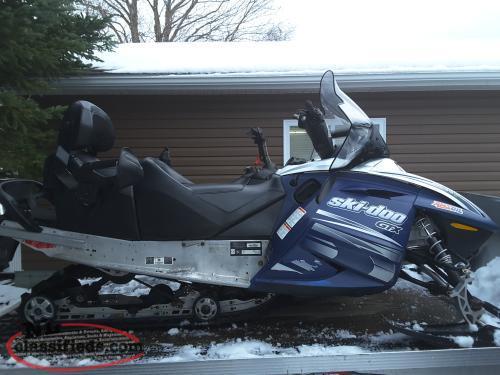 2006 Ski-doo Gtx 600 Ho Sdi