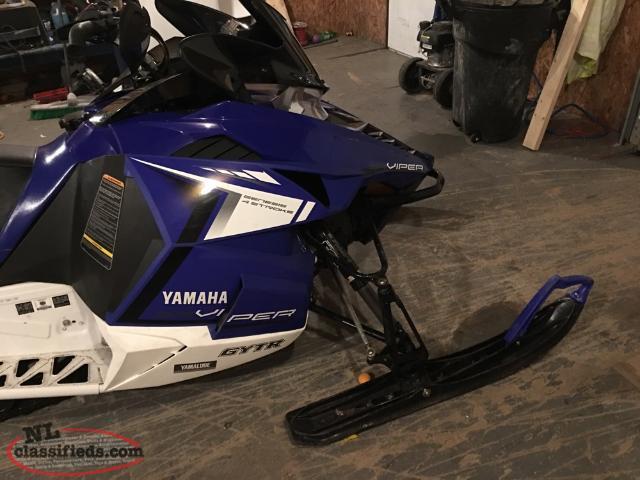 2014 viper savage cove newfoundland for Yamaha sx viper windshield